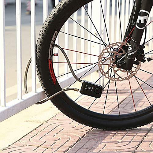 自転車 スマートロック