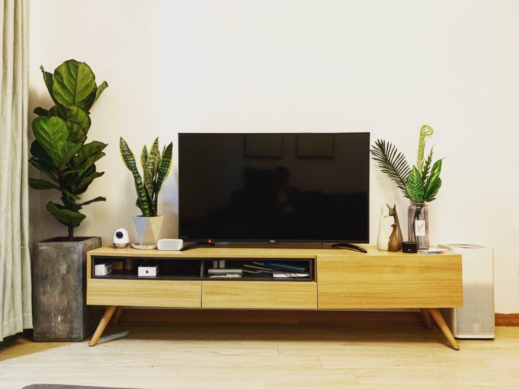 一人暮らし向けのテレビのサイズ
