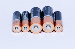 電池タイプ