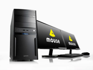 マウスコンピューター特徴